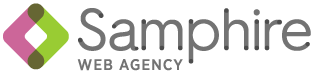 Samphire Web Development Agency Logo